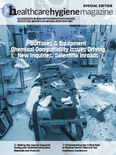 Special Edition on Surface & Disinfectant Compatibility Imperatives